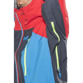 watch edea1 17ef4 Millet Trilogy V Icon Dual GTX Jacket Herr saphir/rouge